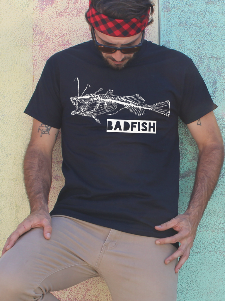 Mens Badfish T Shirt | Mens Sublime Shirt