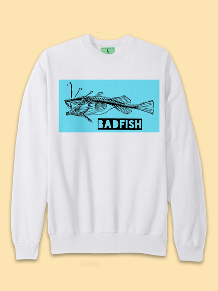 Mens Sublime Badfish Sweatshirt - Clarafornia