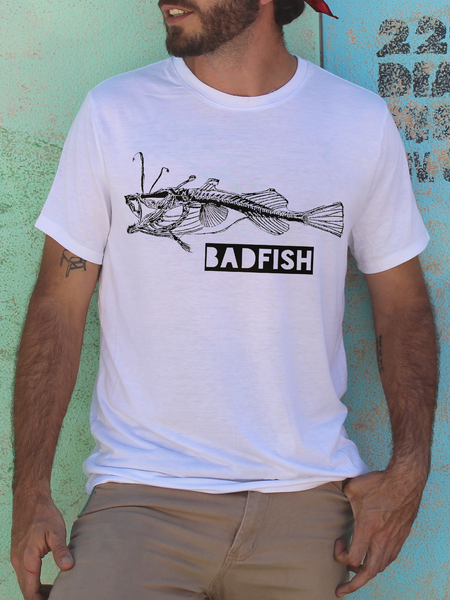 Mens Badfish T Shirt | Mens Sublime Shirt - Clarafornia