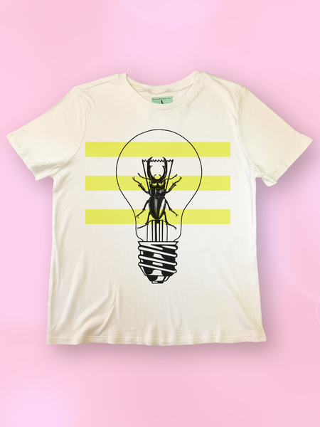 Womens Graphic T Shirts - Womens Streetwear - Womens Street Style - Womens Graphic Tee Shirts - Boho Clothing - Womens Festival Tops - Pastel Grunge T Shirt for Women | Grunge Clothing Women - Womens Beetle Shirt - Beetle T Shirt -Insect T-Shirt - Retro Shirts for Women -  Womens Nature Shirt - Wildlife Shirt - Beetle Shirt - Trippy Insect T Shirt - Retro Colorblock T Shirt