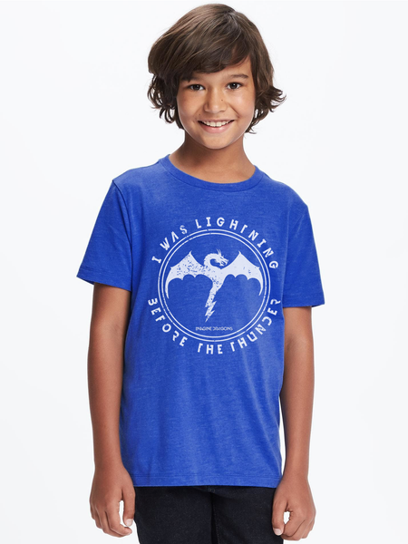 Kids Imagine Dragons Thunder T Shirt | Imagine Dragons Shirt - Clarafornia