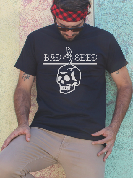 Bad Seed Tattoo Tee Shirt - Clarafornia