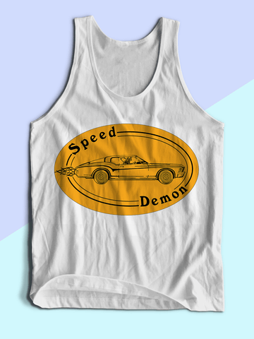 Shop the latest trends in Tank Tops for Men - Mens Graphic Tank Tops - Mens Music Festival Outfit - Mens Music Festival Clothing - Mens Speed Demon Shirt - Mens Pastel Goth Shirt - Funny Goth T Shirt - Funny Demon Shirt - Occult Shirt - Funny Mens Music Festival Top - Mens Grim Reaper T Shirt - Mens Funny Tumblr Shirt