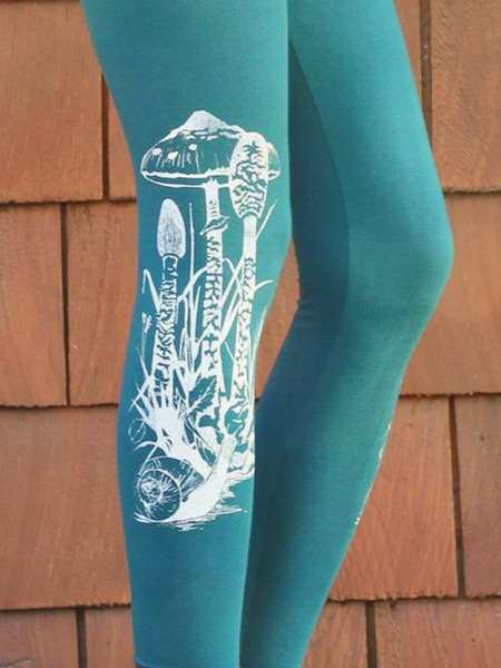 Leggings - Printed Leggings - Printed Leggings Fashion - Leggings Printed - Boho Leggings - Boho Clothing - Boho Fashion - Bohemian Clothing Women - Boho Pants - Bohemian Leggings - Hippie Leggings - Festival Fashion - Festival Leggings - Womens Festival Clothing