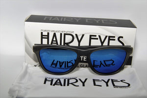 Hairy Eyes - Polarised Sunglasses with Attitude - Atlantic Motion