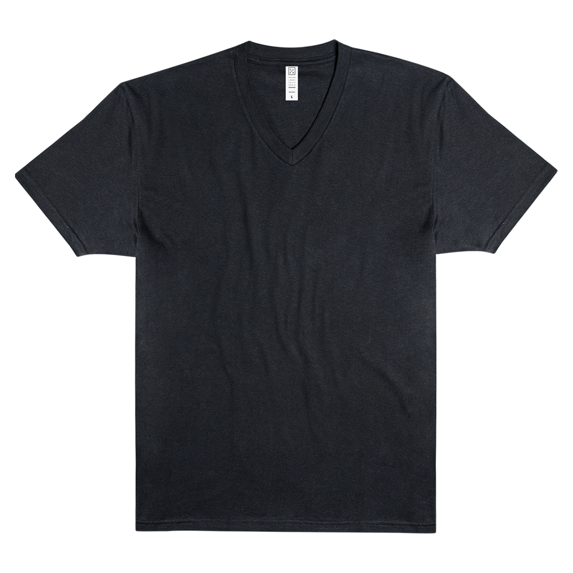 V-Neck T-Shirt | CL-1005-CottonLinks+CA