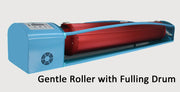 GR1100FD - Gentle Roller 1100 with Fulling Drum - wet felt rolling machine