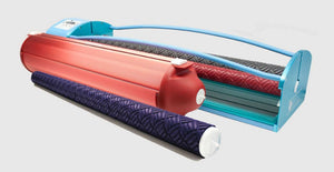 Gentle Roller with Fulling Drum - Intensive All Purpose - wet felt rolling machine