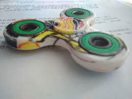 stylish fidget spinner