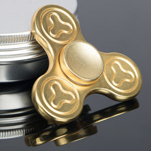 Gold Fidget Toy