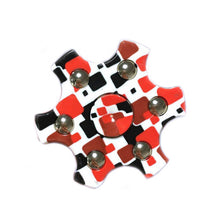 Red and Black Toy Spinners