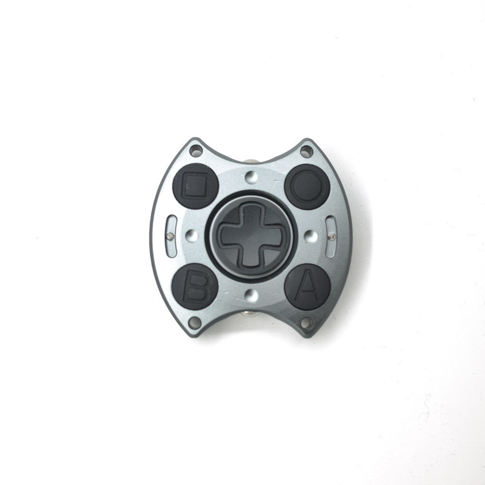 Game Console CNC Hand Spinner Design