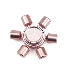 Pink Hand Land Mine Spinner