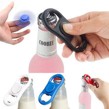 Red Bottle Opener Fidget Spinner