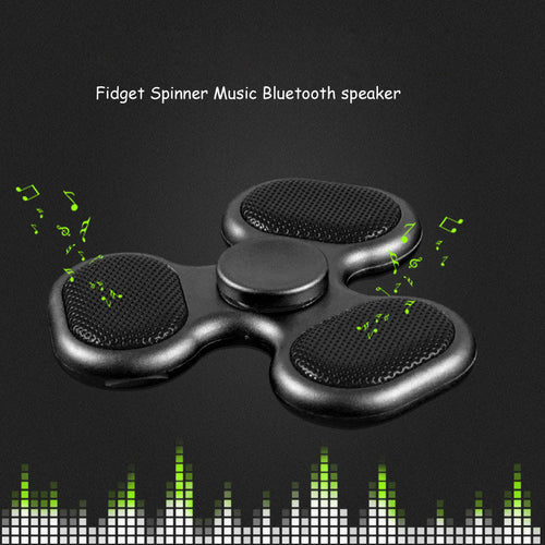 Blue Tooth Speaker Fidget Spinner