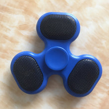 Blue Blue Tooth Fidget Spinner
