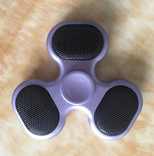 Purple Blue Tooth Fidget Spinner
