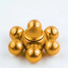 Gold Dragon Ball Fidget Spinner