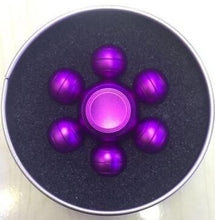 Dragon Ball Fidget Spinner Purple