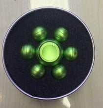 Dragon Ball Fidget Spinner Green