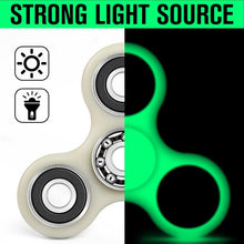 Glowing Fidget Spinners