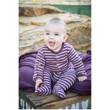 Organic Footed Overalls - SheSheMarieBoutique