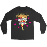 Pizza in my Heart Shirt