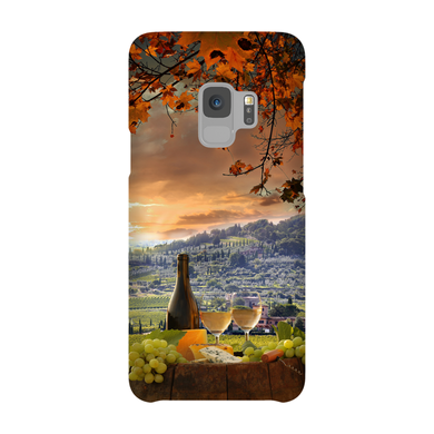 Chianti Tuscany Samsung Galaxy S9 Phone Case - Sale