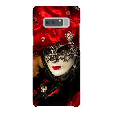 Venice Carnival Phone Case for Samsung Note 8, Note 9, Note 5