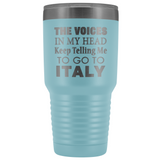 The Voices Vacuum Tumbler - Large 30 oz