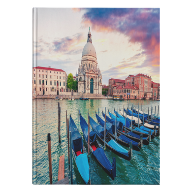 Venice Hardcover Journal