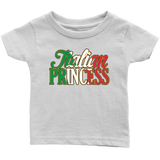 Italian Princess Infant Shirt
