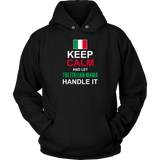 Let The Italian Mamma Handle It Shirt