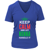 Let Nonna Handle It Shirt