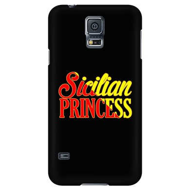 Sicilian Princess Phone Case
