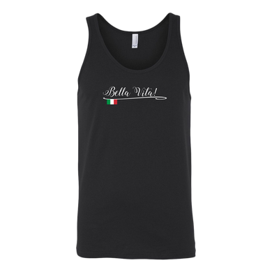 Bella Vita Canvas Women's Tank