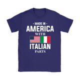 Made in America with Italian Parts Shirt