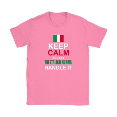 Let The Italian Nonna Handle It Shirt