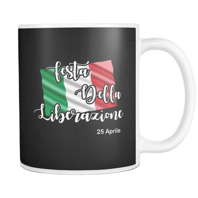 Italian - Happy Liberation Day 11oz Mug