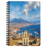 Napoli Spiral Bound Notebook