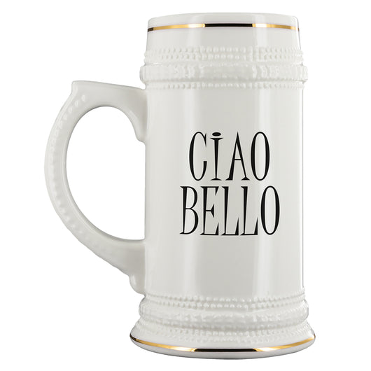 Ciao Bello Beer Stein