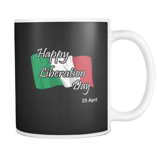 Happy Liberation Day II 11oz Mug