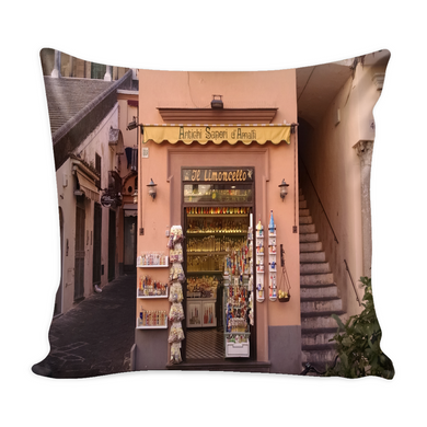 Amalfi Decorative Throw Pillow Set (Pillow Cover and Insert)