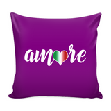 Amore Pillow Cover with Insert