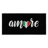 Amore Beach Towel