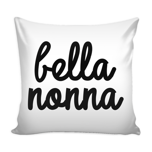 Bella Nonna Pillow Cover with Insert