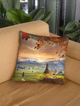 Chianti Tuscany Decorative Throw Pillow Set (Pillow Cover and Insert)