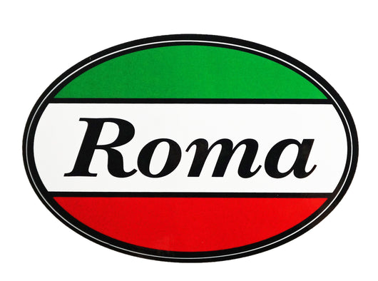 Roma Italy Decal Sticker