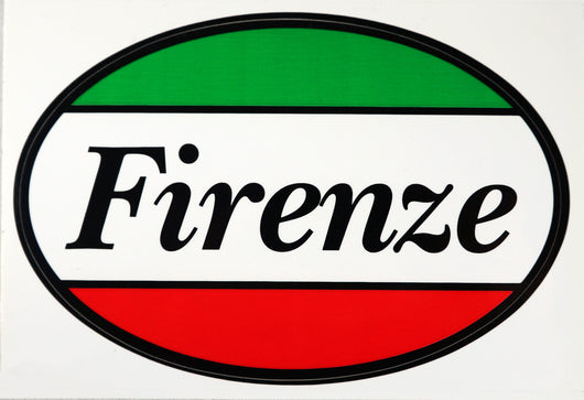 Firenze Italy Decal Sticker