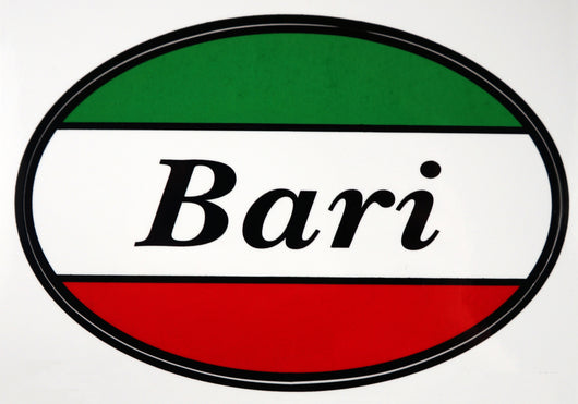 Bari Italy Decal Sticker